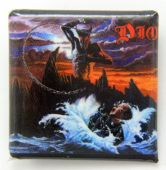 Dio - 'Holy Diver' Square Badge
